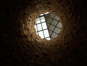 В Люксембурге представили деревянный коллайдер