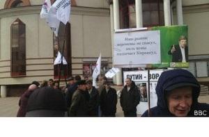 Навальный заявляет о невиновности на суде по Кировлесу