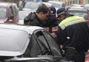 Опрос: В этом году в Украине более половины водителей давали взятку инспектору ГАИ