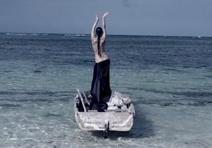 Loboda представила трейлер к новому клипу Под лед