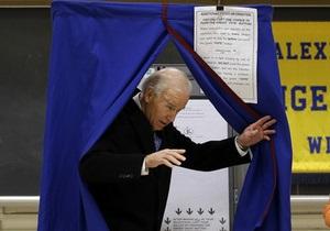 Джо Байден уже проголосовал на выборах президента США