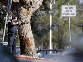 Подросток взорвал бомбу в калифорнийской школе