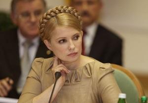Тимошенко проведет заседание правительства и примет участие в форуме железнодорожников
