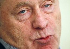 Жириновский: Русские Крыма находятся в тяжелом положении