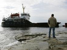 В Керченском проливе объявлено штормовое предупреждение