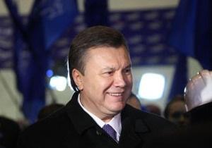 Янукович: Я буду жить в Межигорье сколько мне захочется