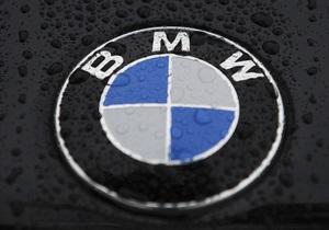 Водители BMW признаны самыми агрессивными в Германии - опрос