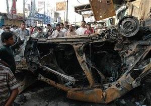 В иракском Эль-Муссаибе прогремели взрывы: восемь человек погибли