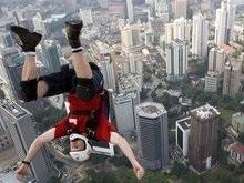 Власти Нью-Йорка запретили прыгать с небоскребов
