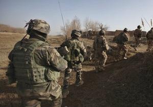 В Афганистане погибли четверо иностранных военных