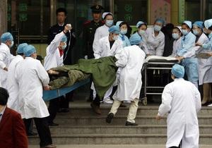 Из затопленной китайской шахты спасли 115 человек