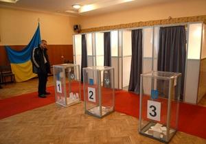 ЦИК определил дату начала предвыборной кампании в Украине