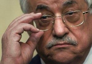 Конфликт из-за полномочий: Аббас не принимает отставку премьер-министра Палестины