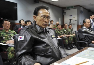 Президент Южной Кореи приказал осуществить  многократное возмездие  за обстрел острова Енпхендо