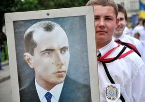 В Ивано-Франковске прошла панихида в связи с годовщиной гибели Бандеры