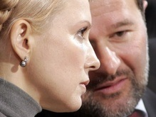 Тимошенко не советует Балоге заниматься тем, что заканчивается на «-ец»