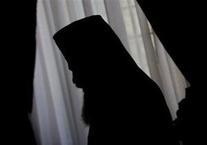 Еще один крест спилили в России