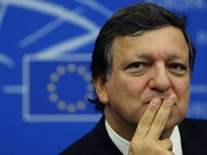 Источник: Баррозу прибыл в Украину вечером 3 декабря