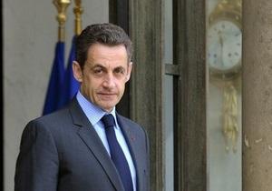 Саркози: Франция переживет падение высшего кредитного рейтинга