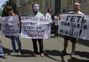 НГ: Оппозиция обещает власти  сто тысяч Врадиевок