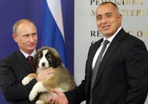 Братко, Перец, Плевако: россияне предлагают клички для нового питомца Путина
