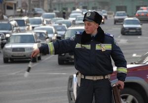 Тонировка стекол грозит водителям штрафом в 400 гривен