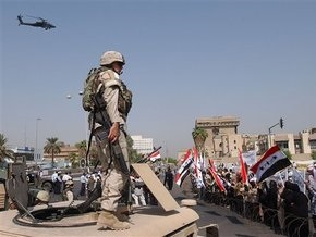 Завершение иракской кампании обойдется США в $156 млрд