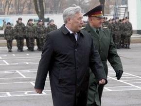 Ехануров заявил, что передислокация войск не направлена против России