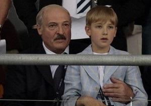 Лукашенко заявил, что не будет передавать власть по наследству