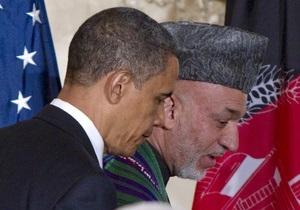 Белый Дом: США передадут контроль за безопасностью в Афганистане его властям к 2014 году