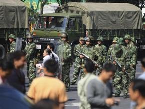 В ходе новых протестов в Урумчи погибли пять человек