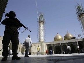 Ирак усиливает охрану границы с Сирией