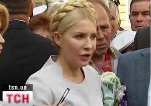 """Тимошенко: Летом власть попытается поставить на оппозиции """"жирный крест"""""""