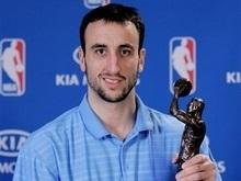 В NBA началась раздача наград за сезон