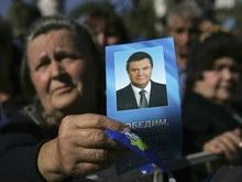 Опрос: Партия регионов теряет доверие на Донбассе