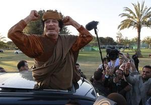 Новые власти Ливии заявили, что Каддафи скрывается у туарегов