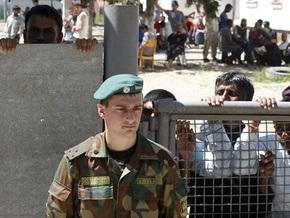 На Закарпатье задержаны нелегалы из Конго