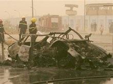 Взрыв автомобиля в Багдаде: не менее трех погибших, 15 человек ранены