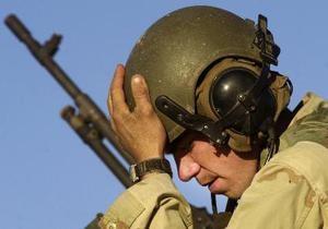 Троих литовских военных выслали из Афганистана за несение службы в нетрезвом состоянии