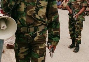 В Папуа-Новой Гвинее власти подавили военный мятеж
