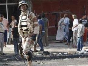 Взрыв в Багдаде: пять человек погибли