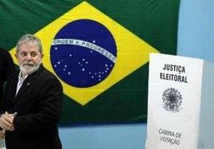 На выборах президента Бразилии будет проведен второй тур