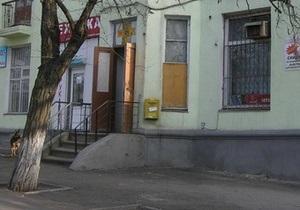 Выстрелил и убежал: в Николаеве двое злоумышленников пытались ограбить почтовое отделение