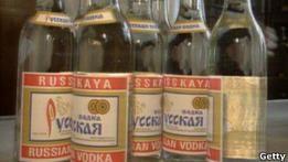 Акцизы на алкоголь в России выросли, а цены на водку нет