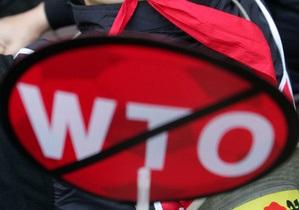 НГ: Киев грозит не пустить Москву в ВТО