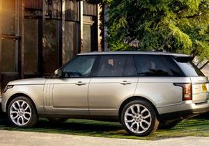 Продажи нового Range Rover стартовали в Украине