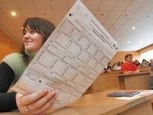 Сегодня в Украине окончательно завершается внешнее тестирование