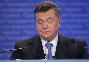 Янукович подписал закон о повышении акцизов и сборов