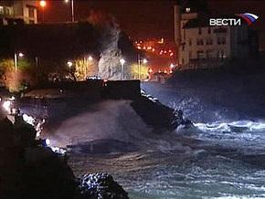 Жертвами урагана в Европе стали не менее 24 человек