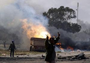 НАТО признала гибель мирных жителей в результате авиаудара по Триполи